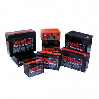 Varley Red Top Batteries