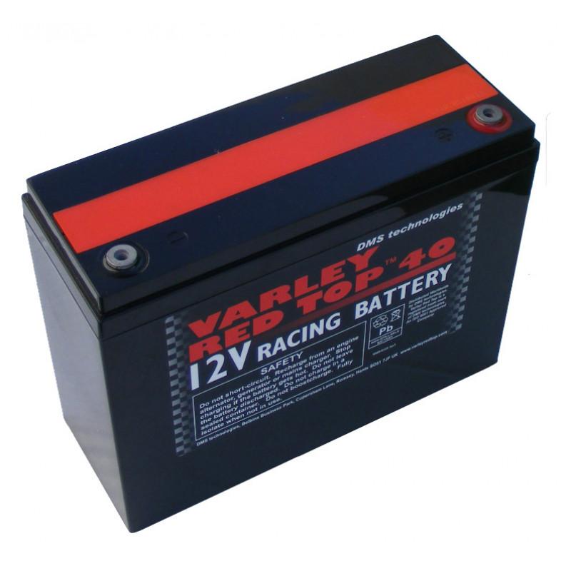 Varley Red Top 40 Racing Battery 12V 35AH