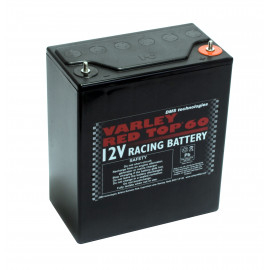 Varley Red Top 60 Racing Battery 12V 51AH