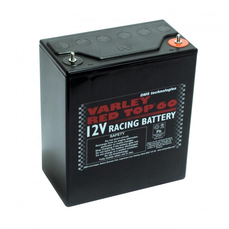 Varley Red Top 60 Racing Battery 12V 51AH