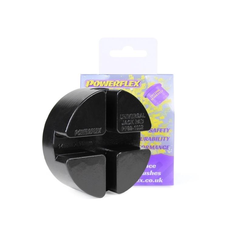 Powerflex Universal Jacking Point Adaptor [PF99-1002]