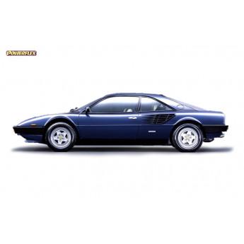 Mondial 8, Quattrovalvole & 3.2 (1980 - 1988)