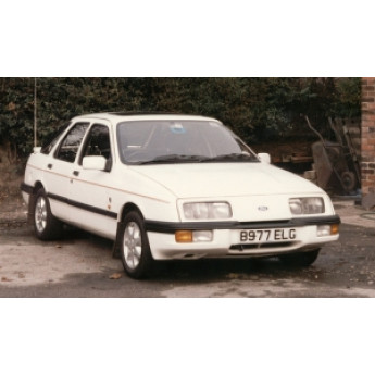 Sierra XR4i (1983-1985), XR4x4 (1985-1992)