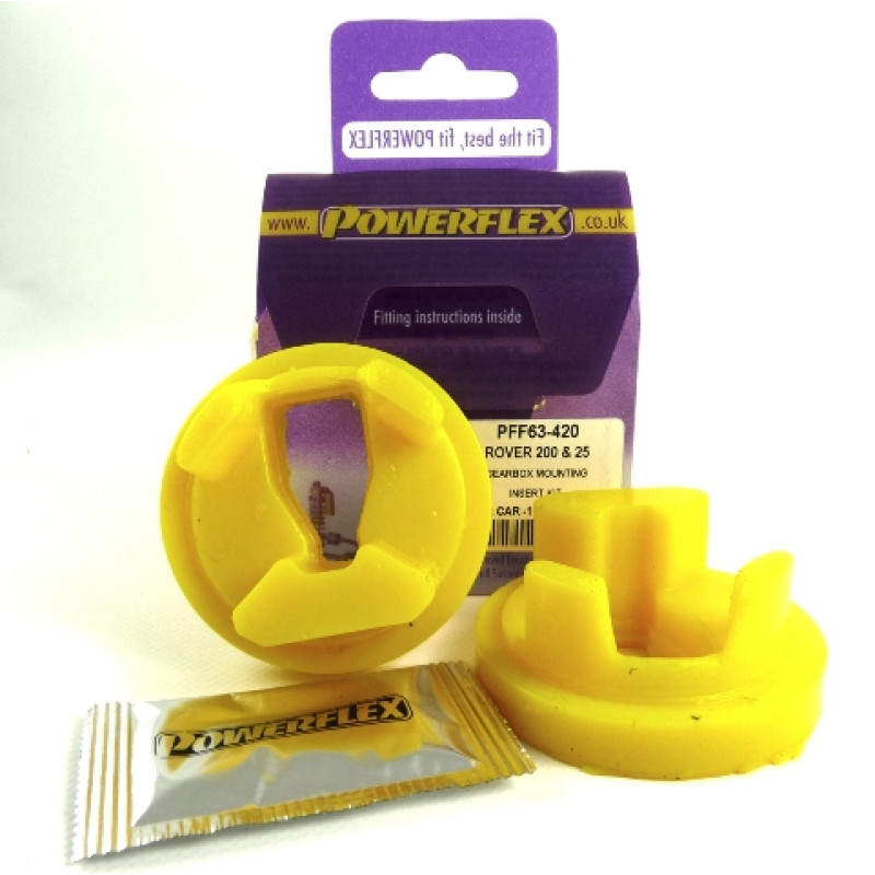 Gearbox Mount Insert Kit [PFF63-420]