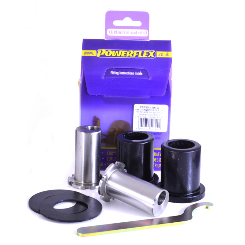 Front Arm Front Bush, Camber Adjustable [PFF85-1301G]