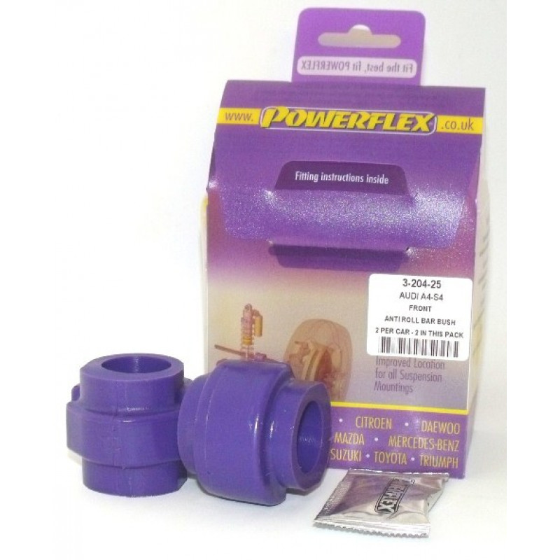 Front Anti Roll Bar Bush 25mm [PFF3-204-25]