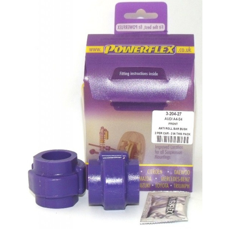 Front Anti Roll Bar Bush 27mm [PFF3-204-27]