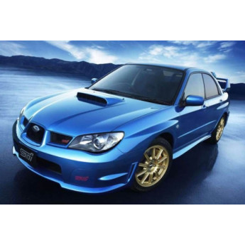 Impreza Turbo, WRX & Sti (GD,GG 00 to 07)
