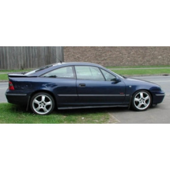 Cavalier/Calibra 4WD inc GSi with independent rear suspension, Vectra A (1989-1995)
