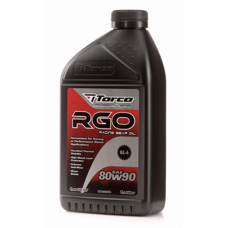 RGO Racing Gear Oil - Grade 85W140