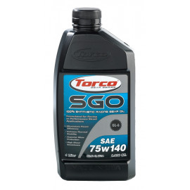 SGO Syn Racing Gear Oil - 75W140