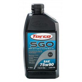 SGO Syn Grade 75W90 Racing Gear Oil