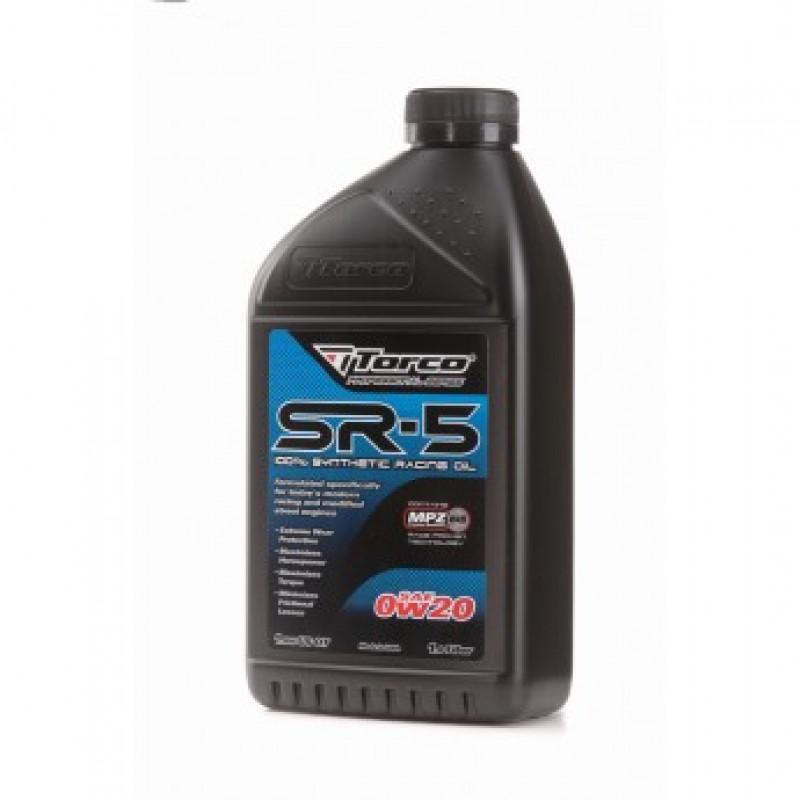 SR-5 Racing Oil - Grade 0W20