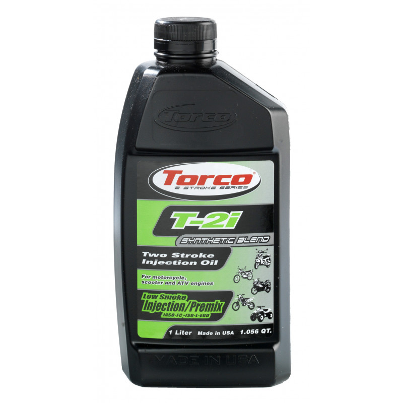 T-2i Two-Stroke Injection Oil