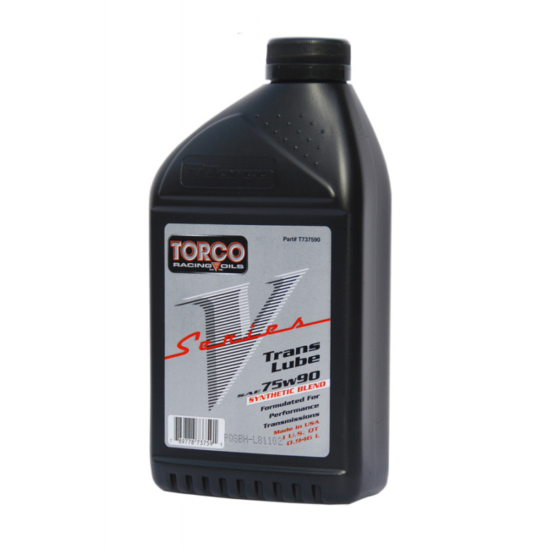 Turbo Harley Oil: V-Series Trans Lube From Torco Oil